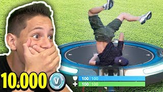 "EVERY TIME I RIDO SHOPPO 1000 V-BUCKS!! ""CHALLENGE EXTREME"" - Fortnite ITA"