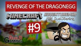 DualDGaming spelar Revenge of the Dragon Egg - #9 - Den ryckiga trappan