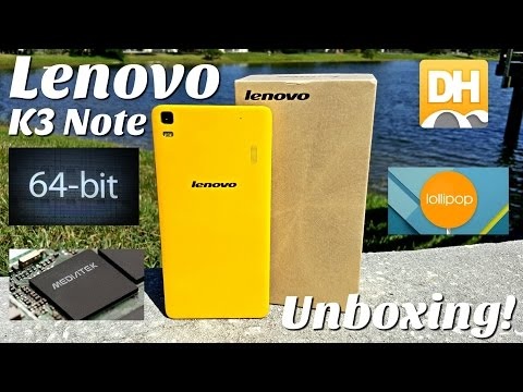 "lenovo-k3-note---[hands-on]---mtk6752---5.0-lollipop---5.5""-fhd-1080p---2gb/16gb---13mp"