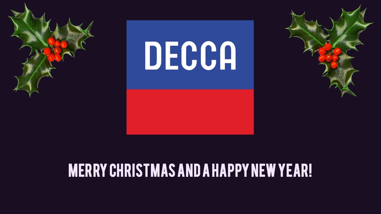 Download Happy Christmas from Decca Classics