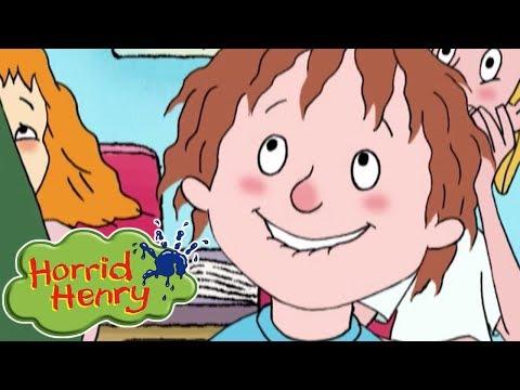 Horrid Henry - Horrible Homework | Cartoons For Children | Horrid Henry Episodes | HFFE