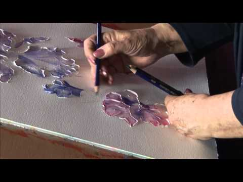 Dynamic Flowers With Dee Cowell Two