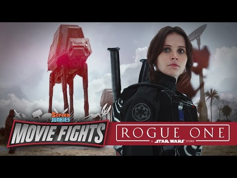 """Best """"Star Wars: Rogue One"""" Trailer Moment? - MOVIE FIGHTS!"""