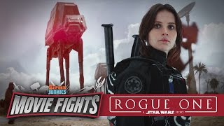 "Best ""Star Wars: Rogue One"" Trailer Moment? - MOVIE FIGHTS!"