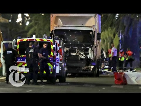 Witnesses Describe Nice Terrorist Attack   The New York Times