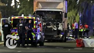 Witnesses Describe Nice Terrorist Attack | The New York Times