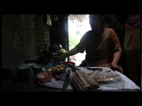 Bojonegoro - Makanan Tradisional Ledre