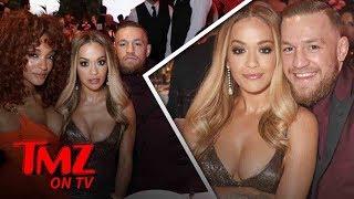 Rita Ora's Awkward Date Night With Conor McGregor | TMZ TV