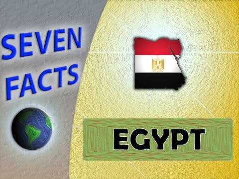 7 Facts about Egypt