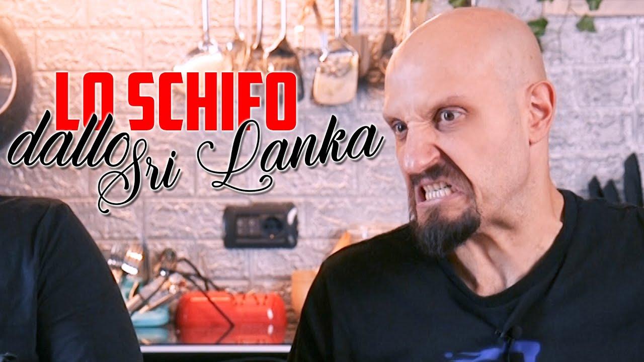 Lo schifo dallo Sri Lanka non ha fine!