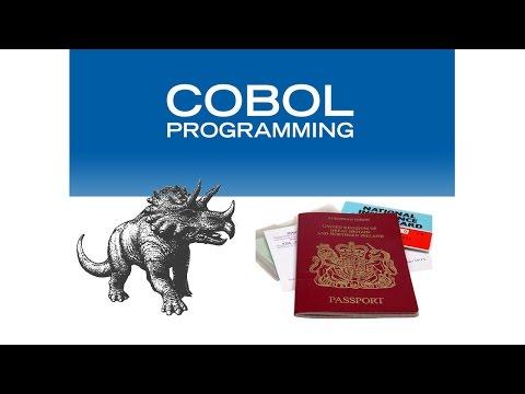 2 - Identification division (Curso básico de COBOL)
