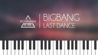 Download Mp3 빅뱅  Bigbang  - Last Dance Piano Cover