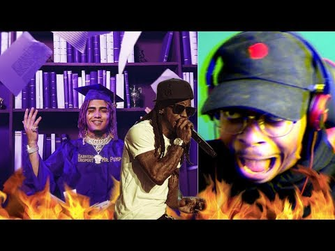 Wayne SAVED the Song! | Lil Pump - Be Like Me ft. Lil Wayne | Reaction1