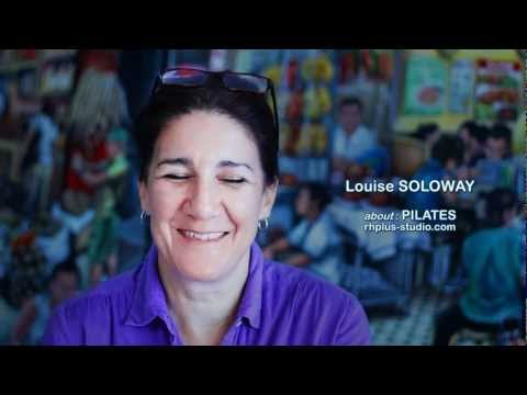 Louise SOLOWAY About Pilates Class Experience Hong Kong | Ruth HOGG Studio