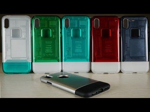 Spigen 10th Anniversary iPhone X Cases (G3 iMac)
