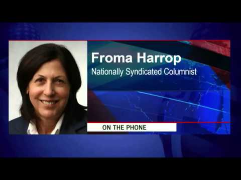 Froma Harrop - Nationally Syndicated Columnist