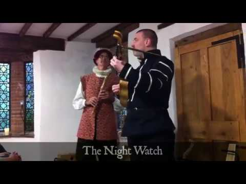 The Night Watch: Fortune my foe (orpharion, recorder, voices)