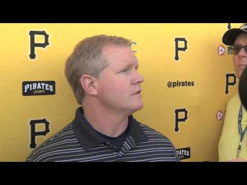 Neal Huntington Spring Training Comments 2-19-16
