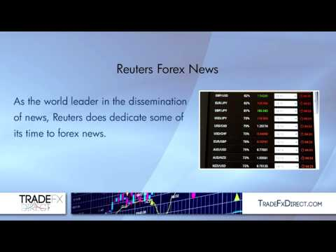 The Top Forex News Sites