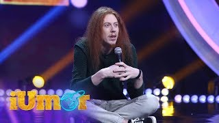 Cosmin Tobă a revenit la iUmor cu un stand up de nota 10!