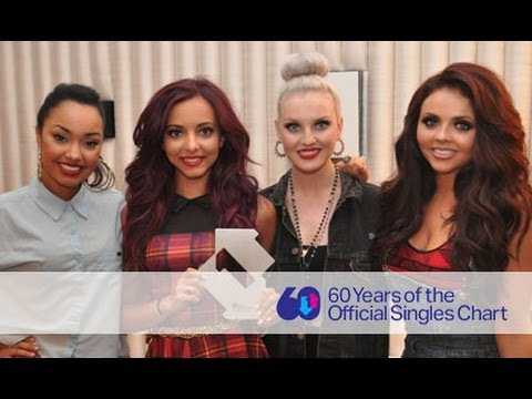 Little Mix reveal the first singles they ever bought! - Official Charts