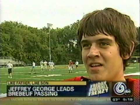 September 2011 - Jeff George Jr. Gets Attention as HS QB
