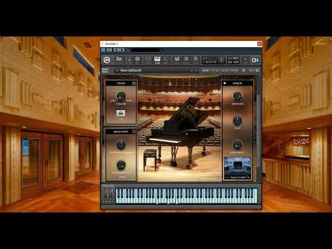 Piano Grandeur,  Native Instruments TORRENT