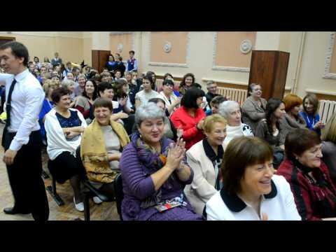 Концерт посвященный дню учителя 2016