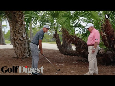 The Escape Artist with Rickie Fowler and Butch Harmon | Golf Digest