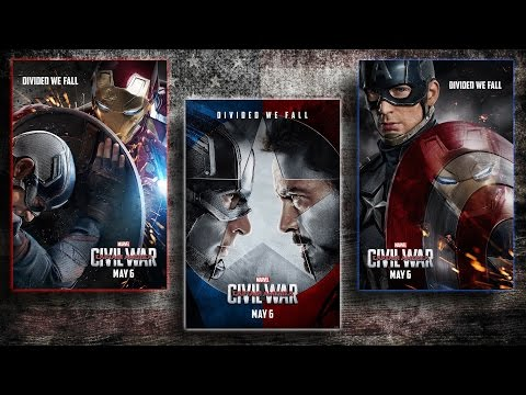 Captain America: Civil War Trailer Reaction - Collider