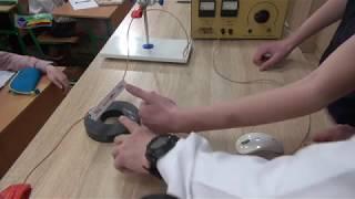 Урок 177 (осн). Действие магнитного поля на проводник с током