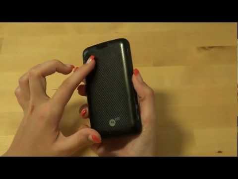 Motorola Atrix Test Erster Eindruck