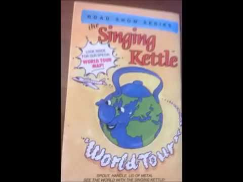 Singing Kettle: World Tour - The Wee Kirkcudbright Centipede
