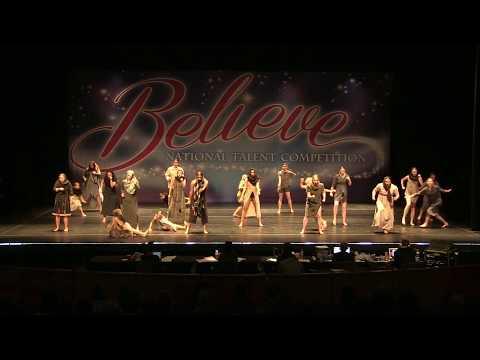 American Oxygen Teen Line at  Believe Dance Indianapolis 2017