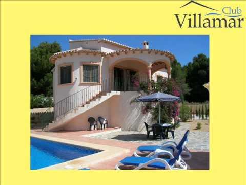 Calpe Holiday Villas and Apartments