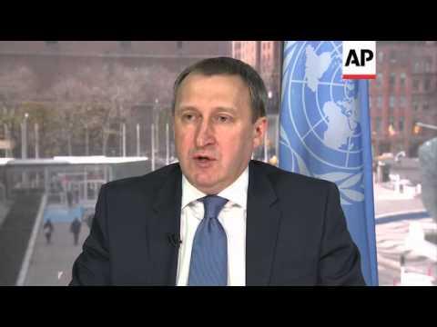 Ukraine FM comments on UN resolution calling Russian annexation of Crimea illegal