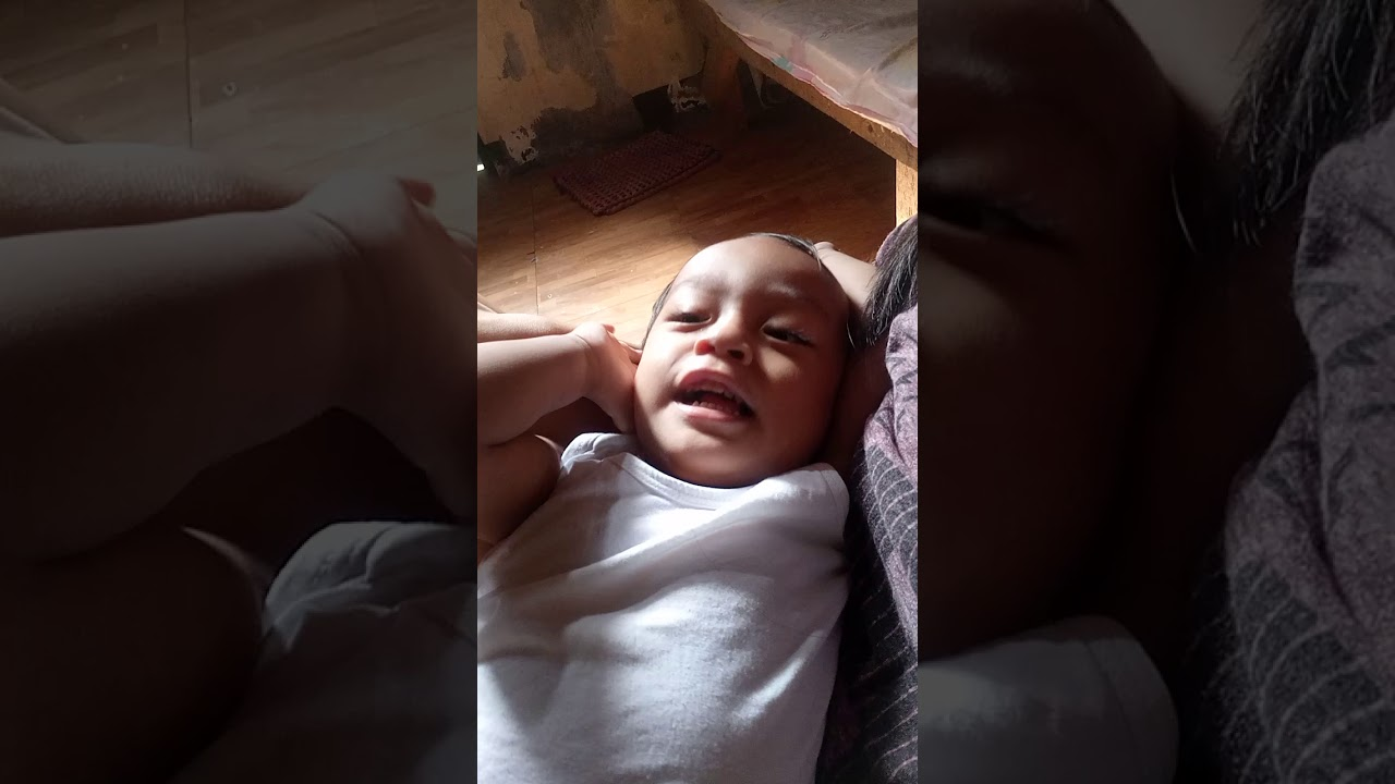 My 2 years old baby - YouTube