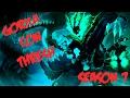 GorillA ROX TIGERS JUGANDO A THRESH!!! S7 (HIGHLIGHTS/BUILD/RUNAS/MAESTRIAS)
