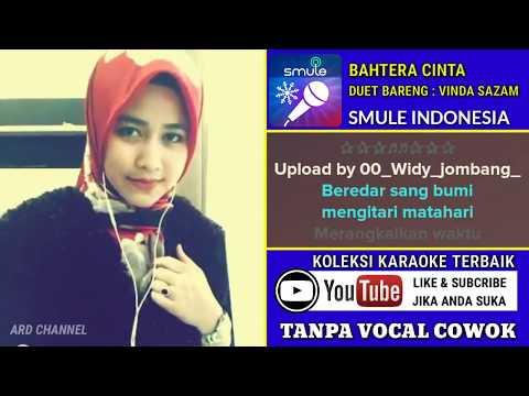 Bahtera Cinta Duet Tanpa Vocal Cowok Karaoke Bareng Vinda Sazam