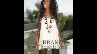 "Brandy- ""Bring it Back"" (with download)"
