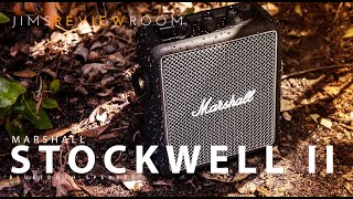 MARSHALL STOCKWELL II Bluetooth Speaker - REVIEW