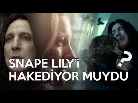 Lily Hakeden Kişi Snape Miydi.. 💔