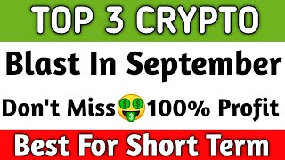 Top 3 Altcoin To Buy Now In September 2021Best Cryptocurrency To Invest In 2021Wrx token update