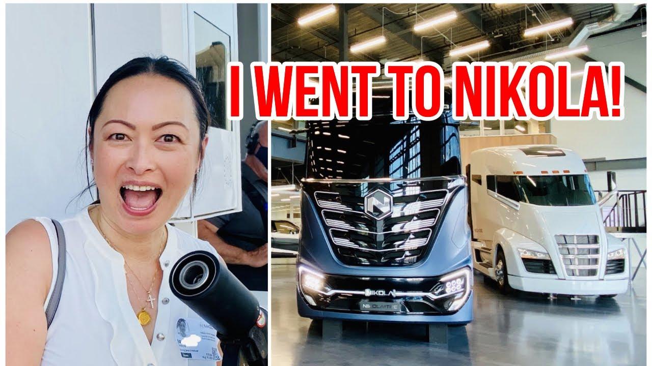 Is Nikola A Fraud/Scam? A Tesla Owner's Visit to Nikola Motor