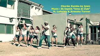 Dj Septik &quotInna Di Club&quot Choreo Zumba by Jyem (Mettre en HD).