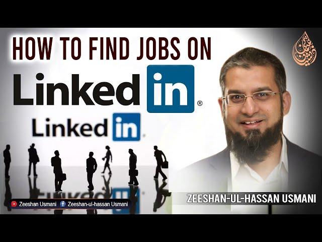 How to Find Jobs on LinkedIn? | لنکڈ ان پر جاب کیسے ڈھونڈیں؟