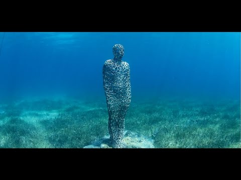 Jason deCaires Taylor, From the water we drink