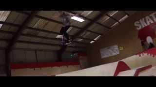 Jack Harris | Adrenaline Alley New Scooter Room Video