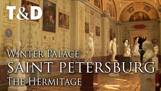 Saint Petersburg City Guide: Winter Palace, Hermitage - Travel & Discover