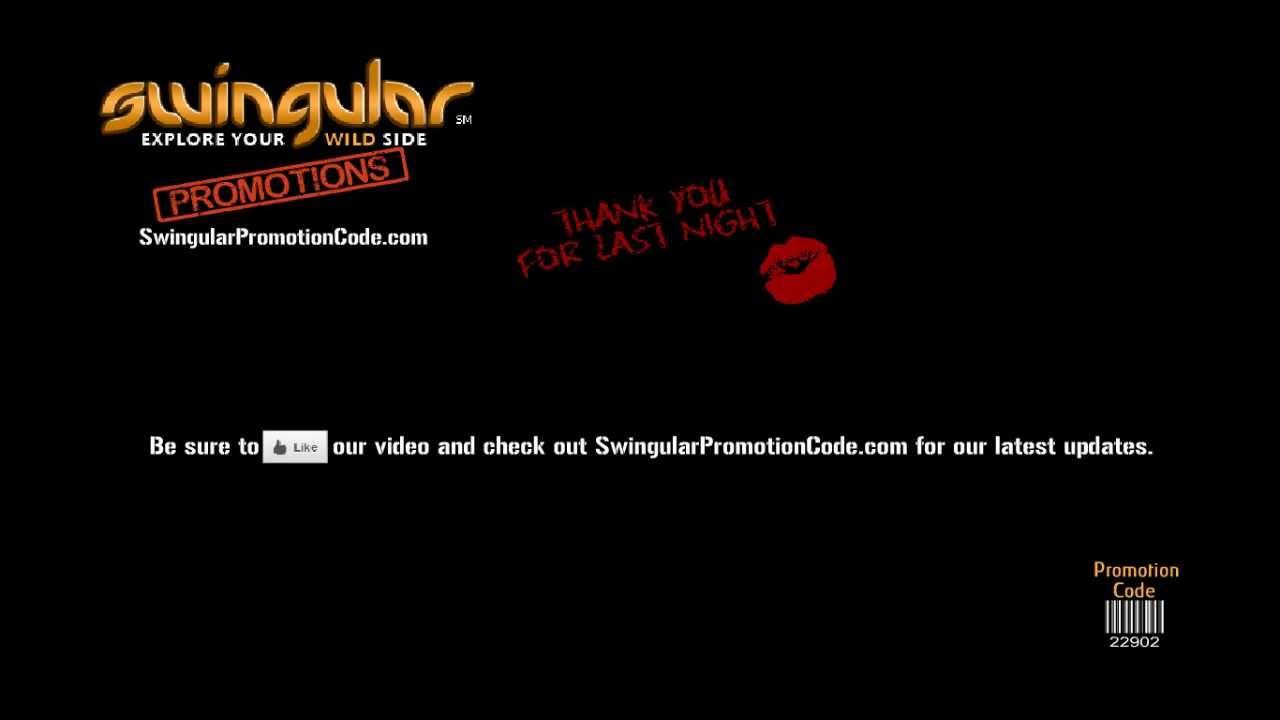 Swingular Com Promotion Code Free Sign Up Full 21 Day Platinum Membership
